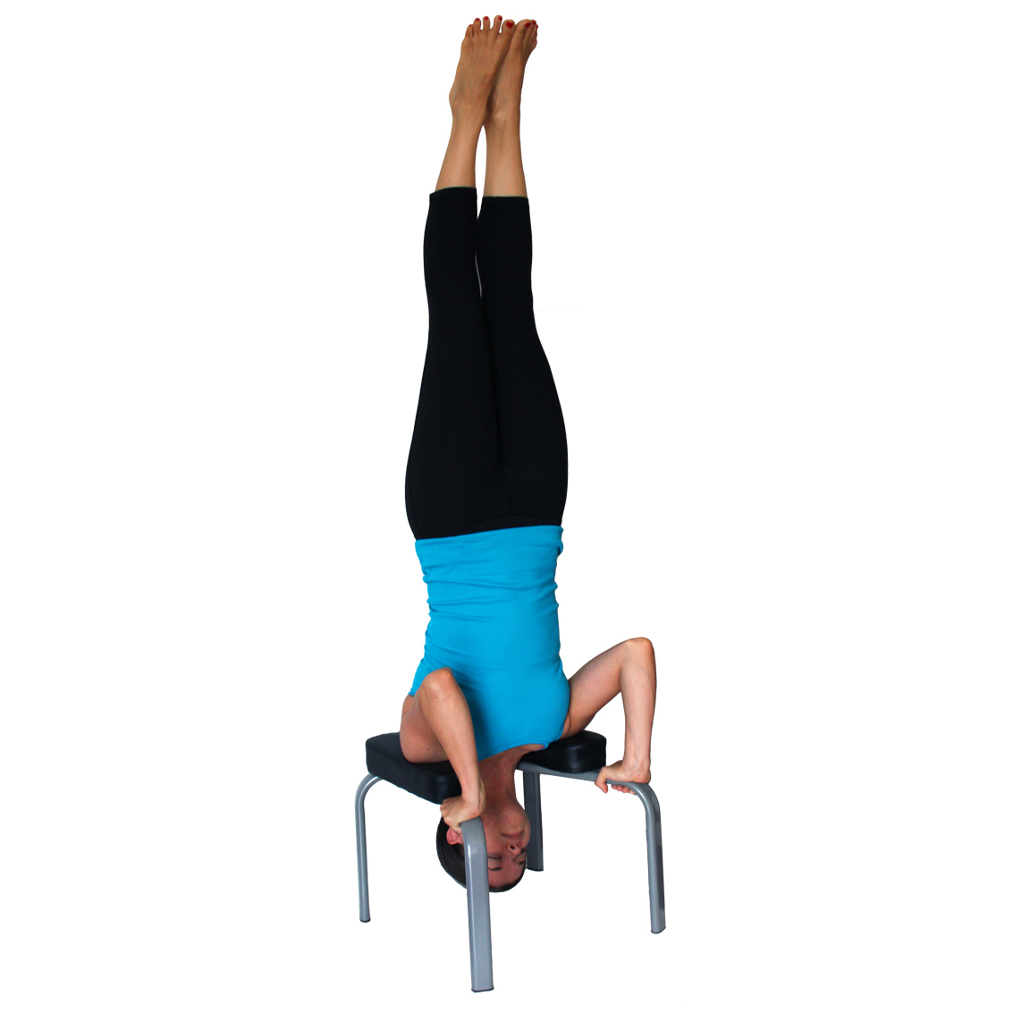 Yoga Headstand Bench For Neck Cervical Spine Traction