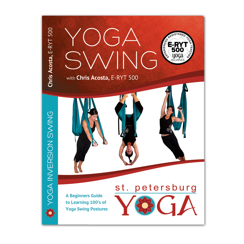 Yoga Swing Dvd A Beginners Guide To Learning 100 S Of Yoga Swing Postures St Petersburg Yoga